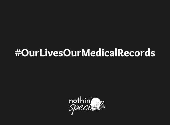 Our Lives Our Medical Records