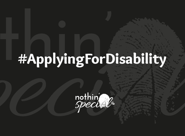 Applying for Disability